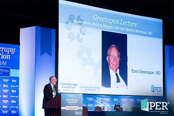 Greenspan Lecture