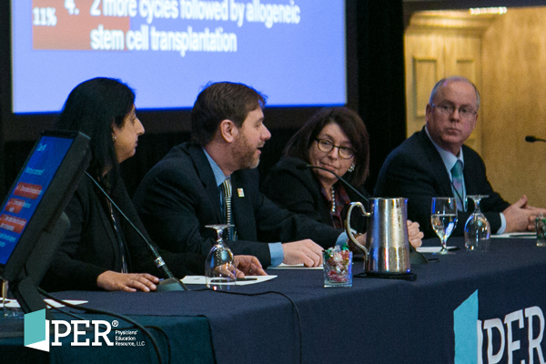 Ranjana Advani, MD, Pierluigi Porcu, MD, Lauren Pinter-Brown, MD, FACP, Randy Gascoyne, MD