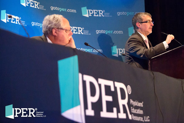 Charles Schiffer, MD and Harry Erba, MD, PhD