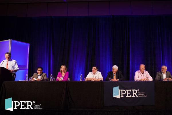 Roy S. Herbst, MD, PhD; Primo Lara, Jr., MD; Laurie Gaspar, MD; Harvey I. Pass, MD; Paul Bunn, Jr., MD; Paul Baas, MD, PhD; Rolf A. Stahel, MD