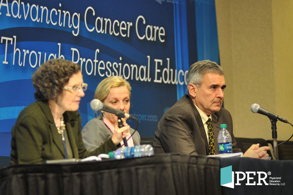 Joyce O'Shaughnessy, MD; Pamela N. Munster, MD; and Joseph Sparano, MD