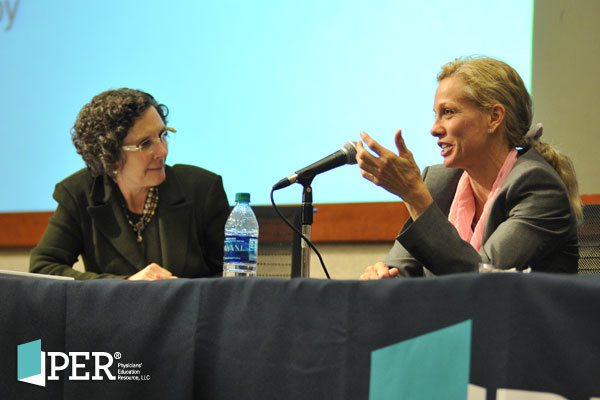 Joyce O'Shaughnessy, MD and Pamela N. Munster, MD